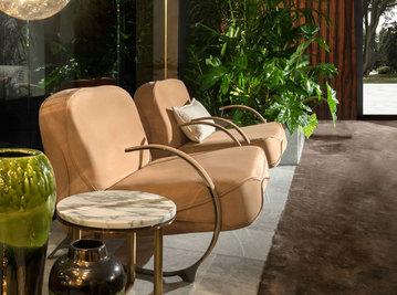 Итальянское кресло BEATRIX.2150 фабрики CORNELIO CAPPELLINI