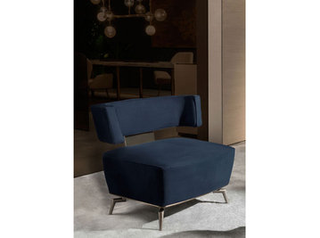 Итальянское кресло JANET.2100 фабрики CORNELIO CAPPELLINI