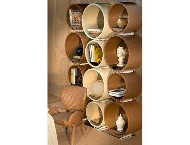 Итальянский книжный шкаф FOSTER.14300 фабрики CORNELIO CAPPELLINI