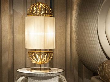 Итальянская настольная лампа ANDREW.4200 фабрики CORNELIO CAPPELLINI