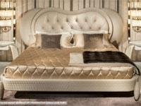 Итальянская кровать MEGAN.5200 фабрики CORNELIO CAPPELLINI