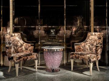 Итальянское кресло CHARLOTTE.1040 фабрики CORNELIO CAPPELLINI
