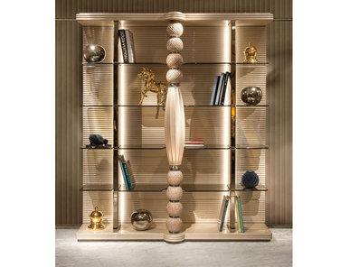 Итальянский книжный шкаф CALIPSO.14100/IL фабрики CORNELIO CAPPELLINI