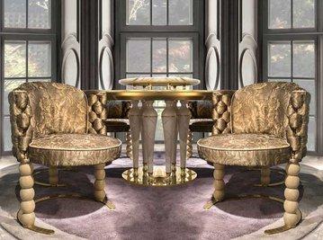 Итальянское кресло TREVOR.1040 фабрики CORNELIO CAPPELLINI