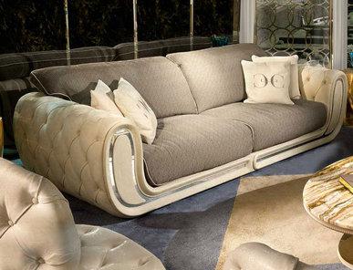 Итальянский диван JACK.2400 фабрики CORNELIO CAPPELLINI