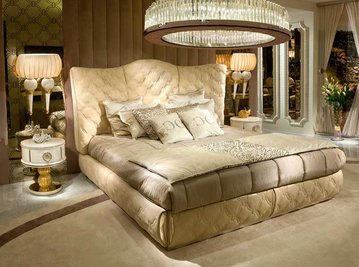 Итальянская кровать CHANTAL.5200 фабрики CORNELIO CAPPELLINI