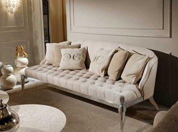 Итальянский диван NICOLE.2300 фабрики CORNELIO CAPPELLINI