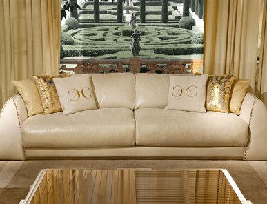 Итальянский диван CELINE.2400/GOLD фабрики CORNELIO CAPPELLINI