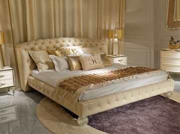 Итальянская кровать GRACE.5200 фабрики CORNELIO CAPPELLINI