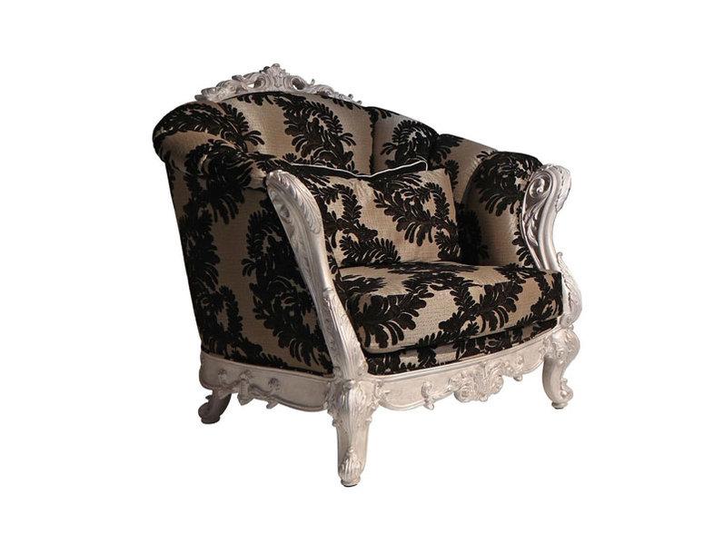 Итальянское кресло AST 33/1 фабрики RAMPOLDI CREATIONS