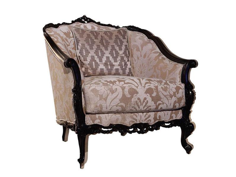 Итальянское кресло 3293.1 фабрики RAMPOLDI CREATIONS