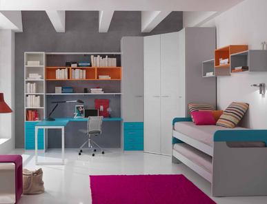 Итальянская детская спальня One Camerette 404 фабрики SP