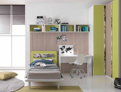 Итальянская детская спальня One Camerette 405 фабрики SP
