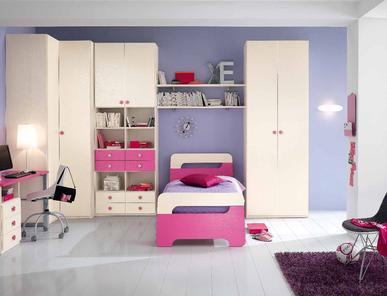 Итальянская детская спальня One Camerette 408 фабрики SP