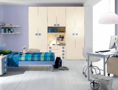 Итальянская детская спальня One Camerette 409 фабрики SP