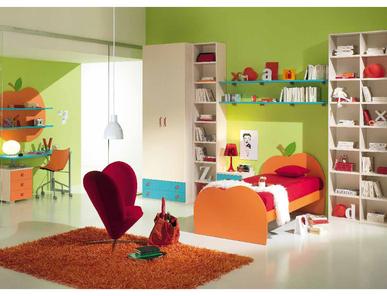 Итальянская детская спальня One Camerette 410 фабрики SP