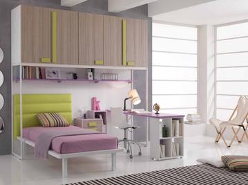 Итальянская детская спальня One Ponti 501 фабрики SP