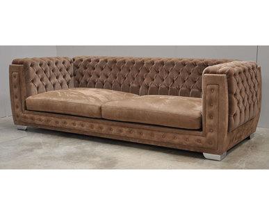 Итальянский диван LUM 32.1 фабрики RAMPOLDI CREATIONS