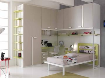 Итальянская детская спальня One Ponti 502 фабрики SP