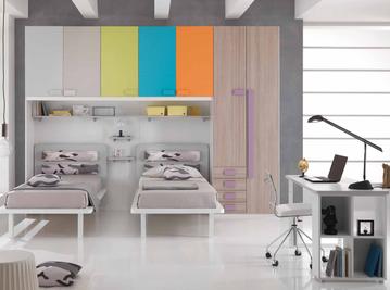 Итальянская детская спальня One Ponti 503 фабрики SP