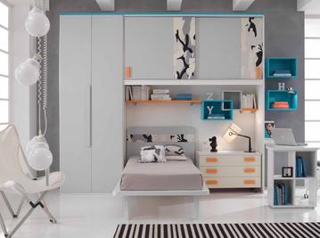 Итальянская детская спальня One Ponti 505 фабрики SP