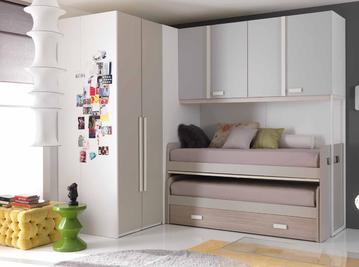 Итальянская детская спальня One Ponti 507 фабрики SP