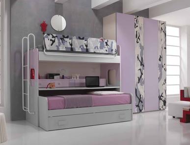 Итальянская детская спальня One Soppalchi 601 фабрики SP