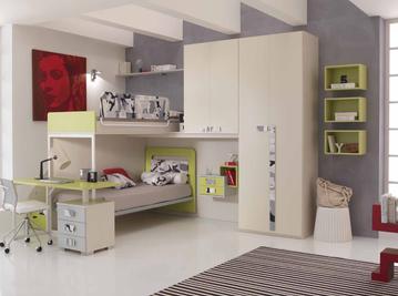 Итальянская детская спальня One Soppalchi 602 фабрики SP