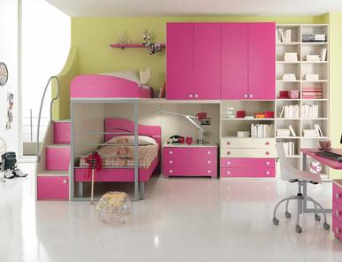 Итальянская детская спальня One Soppalchi 603 фабрики SP