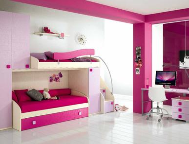 Итальянская детская спальня One Soppalchi 605 фабрики SP