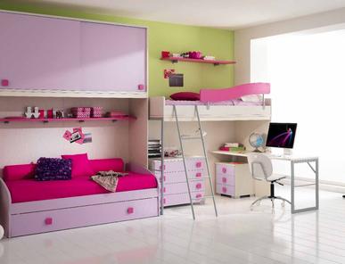 Итальянская детская спальня One Soppalchi 606 фабрики SP