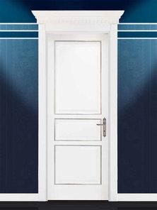 Итальянская дверь 727 PIENA фабрики AGROPROFIL