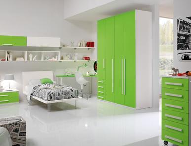 Итальянская детская спальня Web W02 фабрики SP