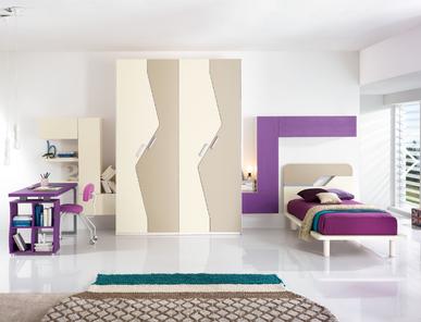 Итальянская детская спальня Web W06 фабрики SP
