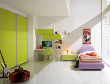 Итальянская детская спальня Web W16 фабрики SP