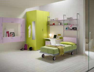 Итальянская детская спальня Web W20 фабрики SP