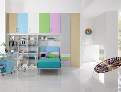 Итальянская детская спальня Web W50 фабрики SP