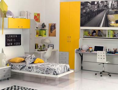 Итальянская детская спальня Web W51 фабрики SP