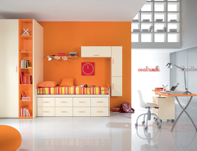 Итальянская детская спальня Web W21 фабрики SP