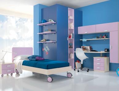 Итальянская детская спальня Web W18 фабрики SP