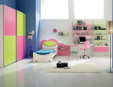 Итальянская детская спальня Web W17 фабрики SP