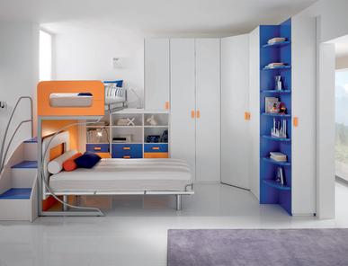 Итальянская детская спальня Web W56 фабрики SP