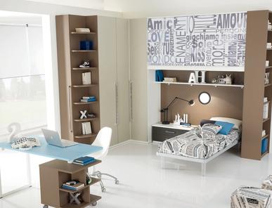 Итальянская детская спальня Web W57 фабрики SP