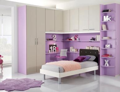 Итальянская детская спальня Web W58 фабрики SP