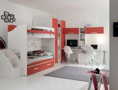 Итальянская детская спальня Web W60 фабрики SP