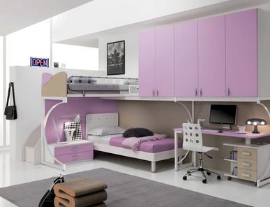 Итальянская детская спальня Web W62 фабрики SP