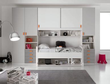Итальянская детская спальня Web W63 фабрики SP