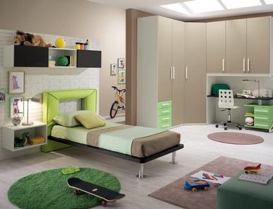 Итальянская детская спальня Web W64 фабрики SP