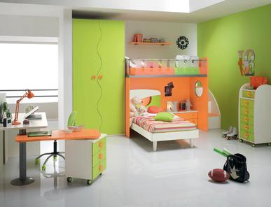 Итальянская детская спальня Web W67 фабрики SP