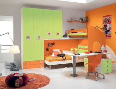 Итальянская детская спальня Web W68 фабрики SP